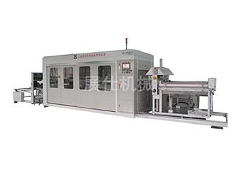 ZS-1220II servo precision blister machine