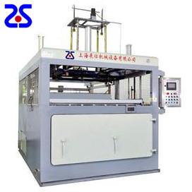 ZS-1512 semi-automatic thick film blister machine
