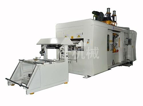 ZS-6070II塑料正負壓熱成型機