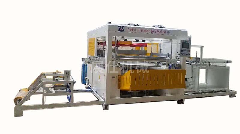 ZS-1435*830 PS foam laminating machine