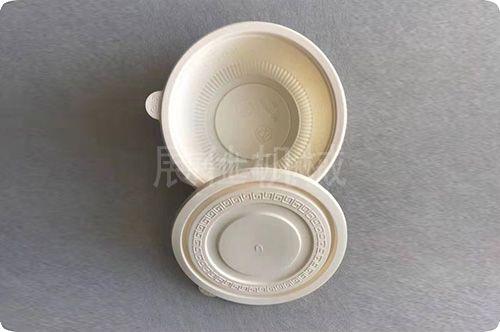 玉米淀粉可降解餐盒 (1)