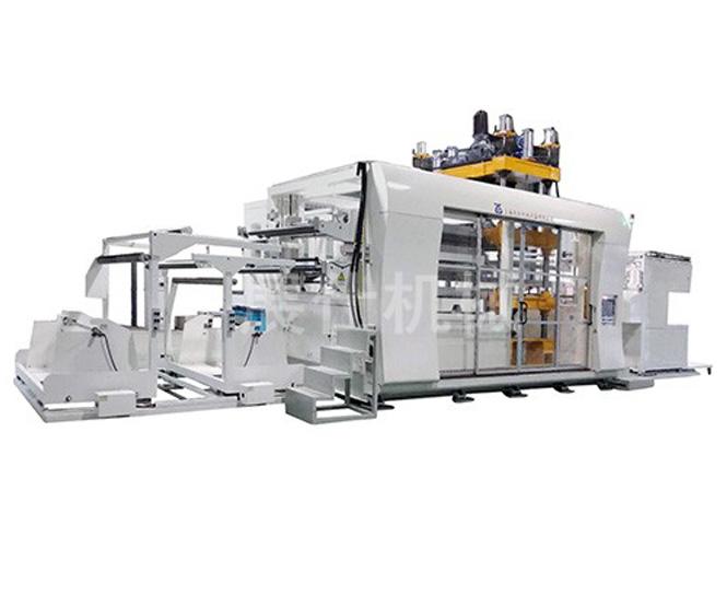 ZS2A-10170/3II塑料熱壓成型機