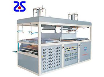 ZS - 6191 半自动吸塑机