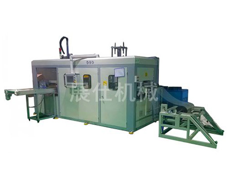 ZS-600/400 plastic thermoforming machine